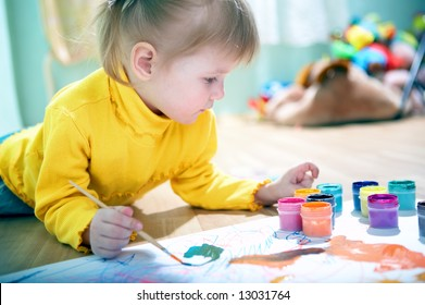 baby paint