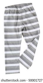 Baby pants. Isolated