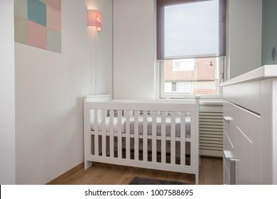 Baby room design modern