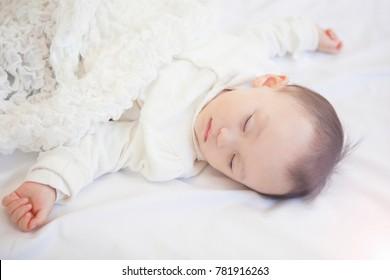 Baby sleep Japanese