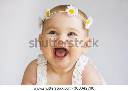 f1255569571cb1 Baby Smile Image Stock stockfoto (nu bewerken) 300342980 - Shutterstock