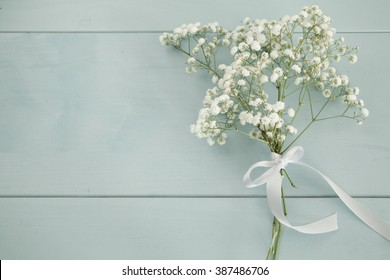 Baby's breath background
