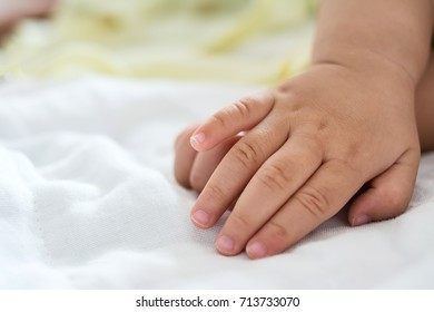 Baby's hand, /10 months baby, lovely little hands