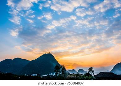 Bac Son Valley (Lang Son, Vietnam) Tay Ethnic