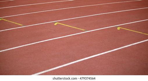 Bacgrkound athletic corridor