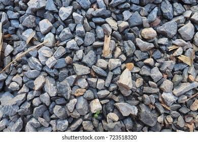 bacground pattern of rock on ground.