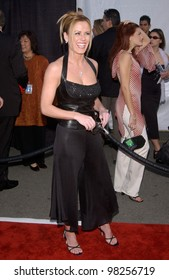 Bachelorette TRISTA REHN at the 30th Annual American Music Awards in Los Angeles. 13JAN2003.   Paul Smith / Featureflash