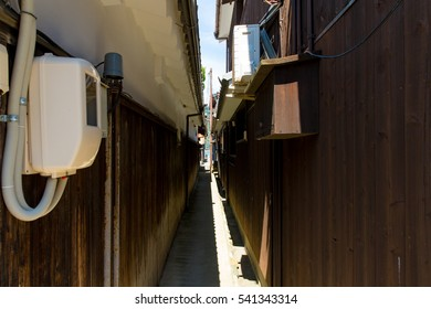 Back alley(Old streets)