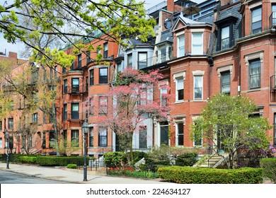 Back Bay, Boston Apartments
