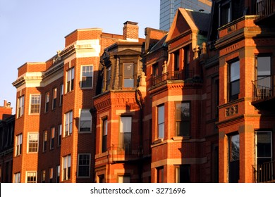 Back Bay and neighboring Beacon Hill are considered Boston's most upscale and desirable neighborhoods