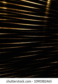 The back cover of the computer screen is an LCD with a long stripe surface, lined up and a gold-tone effect for abstract backgrounds or 3D illustrations.