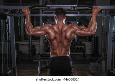 Back exercise.