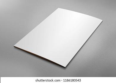 Back Folder Cover