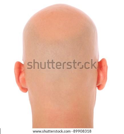 back head bald man all on stock photo edit now 89908318 shutterstock