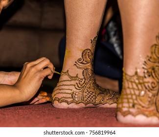 Imágenes, fotos de stock y vectores sobre Dry Henna
