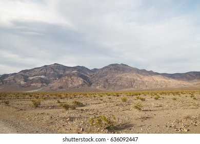 Back roads of Death Valley National Park.