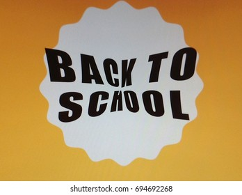 The back to school already is here