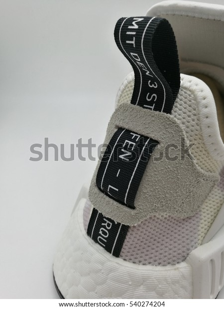 the latest ea252 b246d Back Side Adidas Nmd Xr1 Camo Stock Photo (Edit Now) 540274204