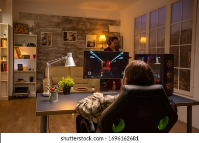 Pc Gaming Room Hd Stock Images Shutterstock