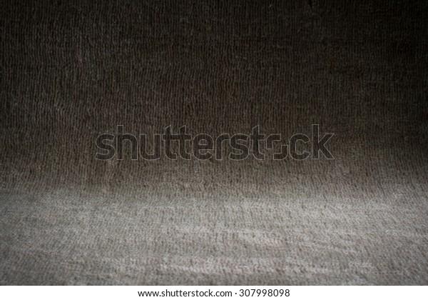 Backdrop carpet brown color texture background