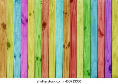 Backdrop of color wood texture wall.