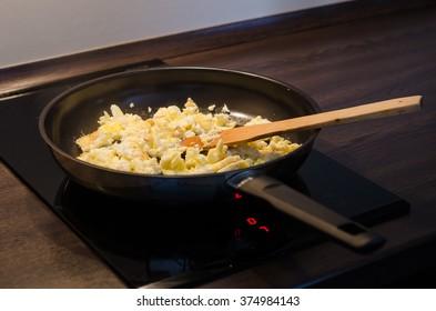 backed eggs