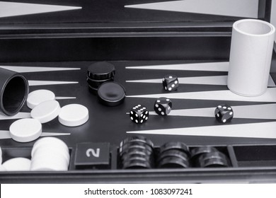 backgammon board games set