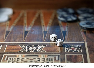 Backgammon: Lucky Dices for Main Points/1-3