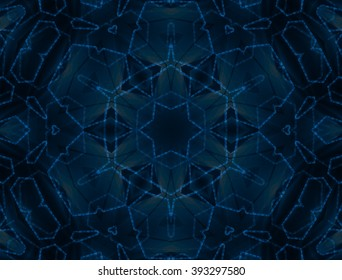 Background abstract blue.