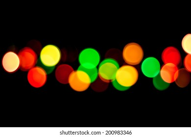 background abstract from bokeh