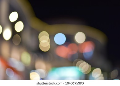 Background and Abstract in The City