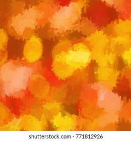 background abstract design orange color graphic beautiful smooth texture modern digital art high resolution