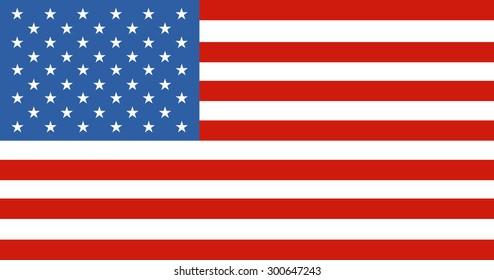 Background - American Flag