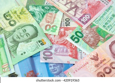 New asian currency