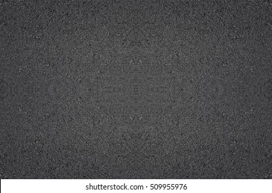 Background of asphalt road from the top view