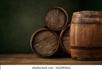 background of barrel shape, free, empty, space