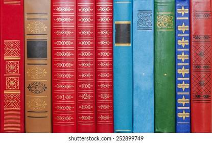 background bindings books