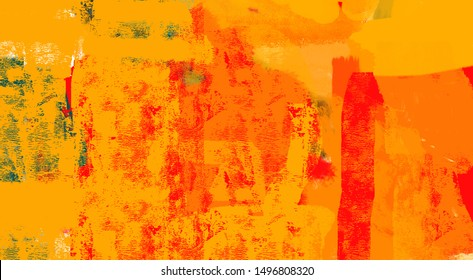 background of birch bark close up Abstraction texture. 2d illustration. Expressive handmade oil painting. Brushstrokes on canvas. Modern digital art. Multi color backdrop. Contemporary brush. Expressi