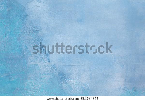 background blue concrete empty closeup