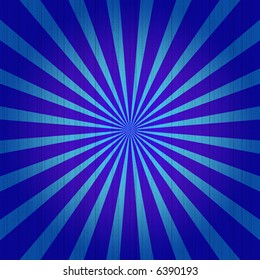 background in blue hues with added vertical grain to give a retro/ vintage look...center has a glow to it