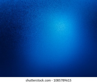 background blue metal silver foil