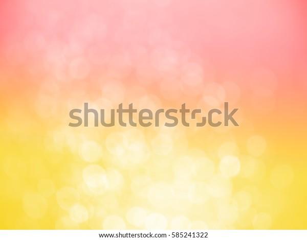 Background bokeh colorful defocused lights.