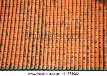Brick Roof Texture background brick roof texture stock photo (edit now) 414773002