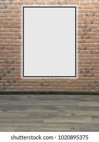 Background brick wall