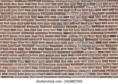 Background brick wall. Bricks pattern texture.