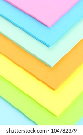 background of bright colorful paper