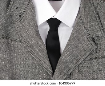 Background from a business suit