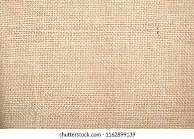 Background Canvas / cotton woven fabric background with flecks of varying colors of beige and brown. with copy space. office desk concept.