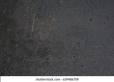 Background cast iron