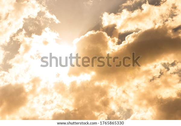 Background clouds sky sunshine nature